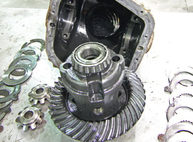 differential-repair