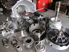 fast transmission services - disassembled transmission