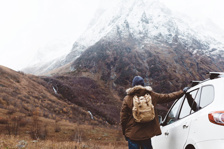 What should you do before driving in mountains? What you should do before driving in the mountains
