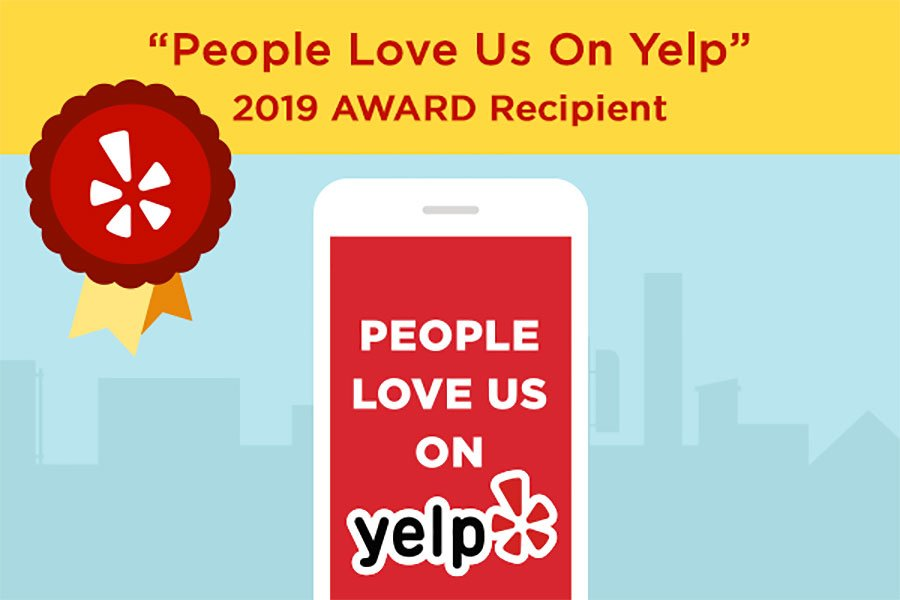 "Advanced Transmission Center Bestowed the 2019 ""People Love Us on Yelp"" Award"