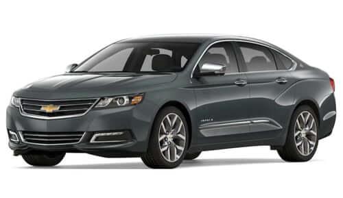 Chevrolet Impala - Passenger Car Transmission shop