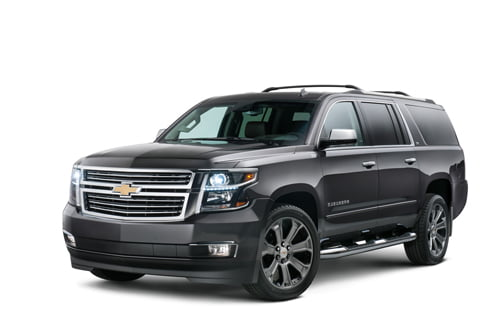 Chevrolet Suburban - SUV Transmission experts