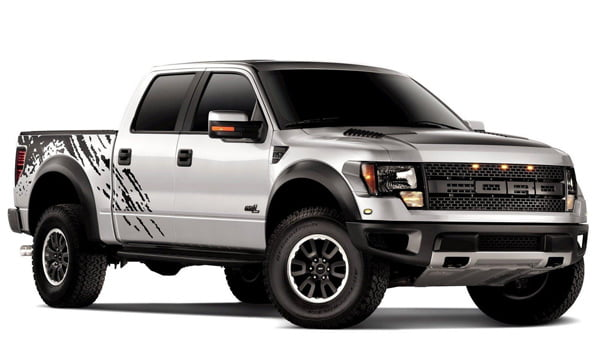 Ford F-150 Raptor - Transmission Repair Ford for Trucks