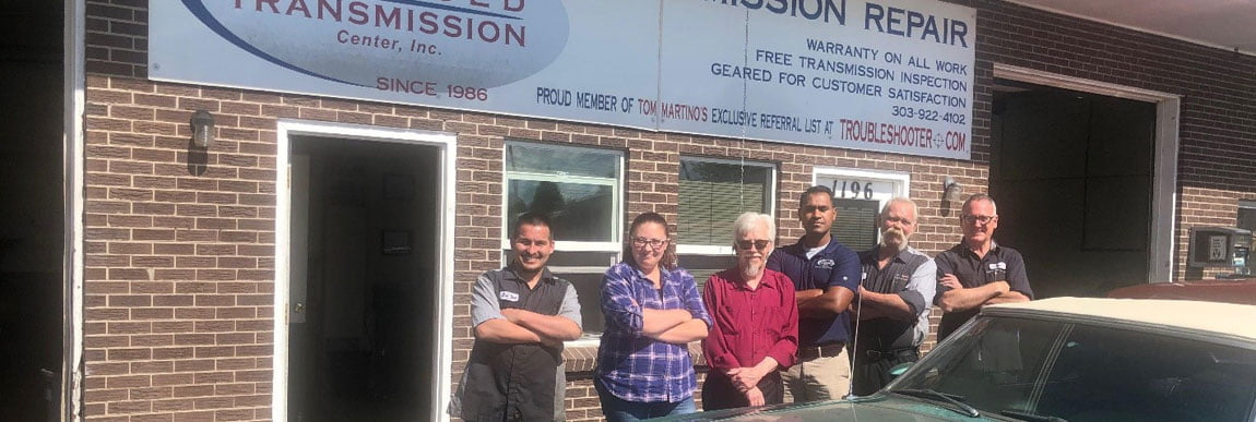 Littleton Team at Advanced Transmission