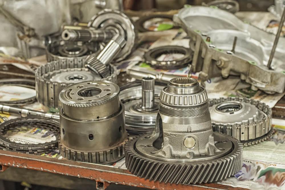 transmission rebuild vs replace